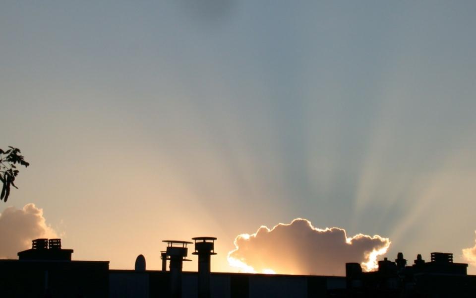zonsondergang_wolk