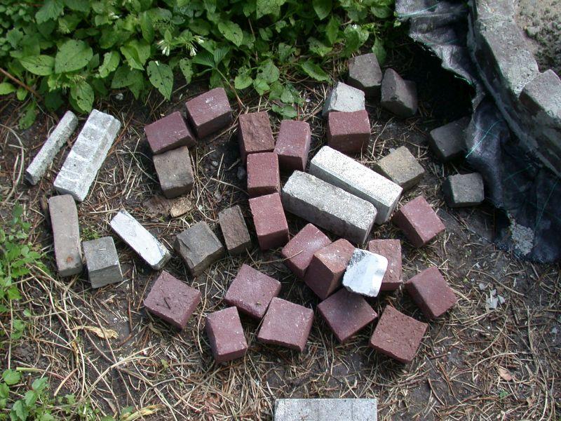 nieuwe steentjes gevonden