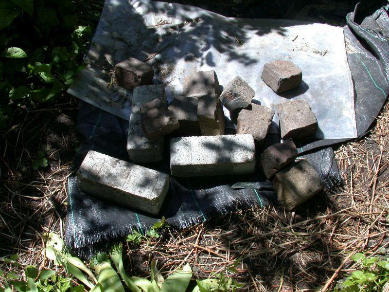 steentjes raken op